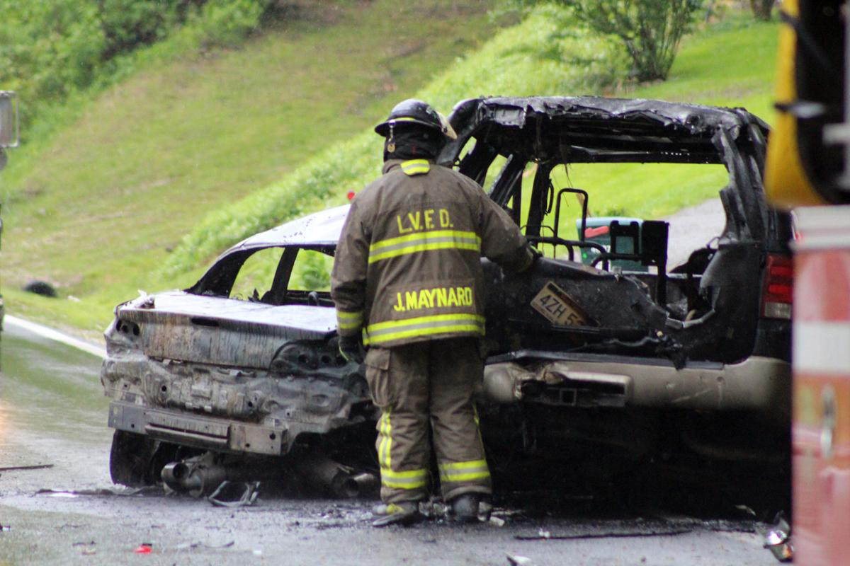 2 dead in fiery crash on Rt. 152 | Wc News | herald-dispatch.com