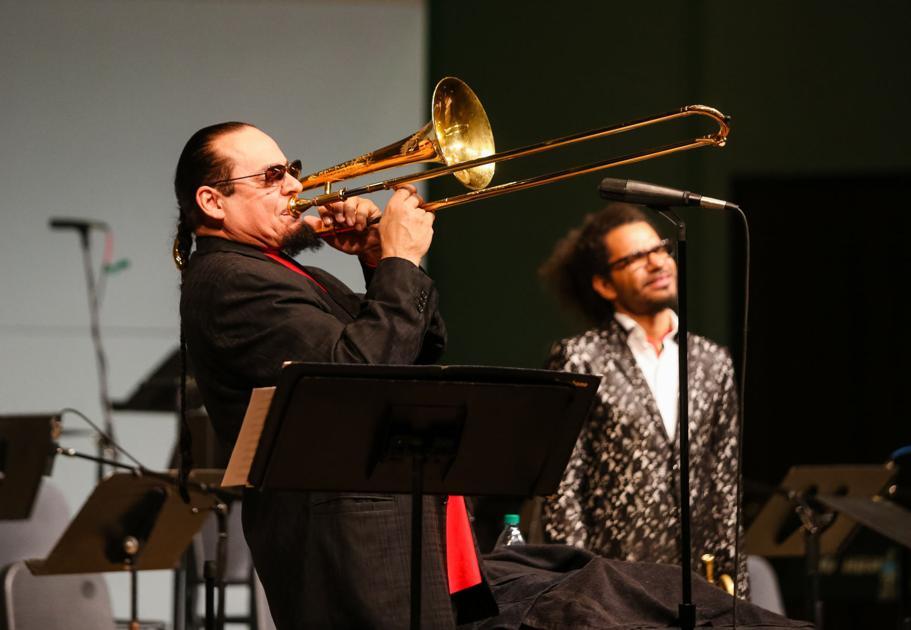 Turre, Parker headline MU Winter Jazz Fest - Huntington Herald Dispatch