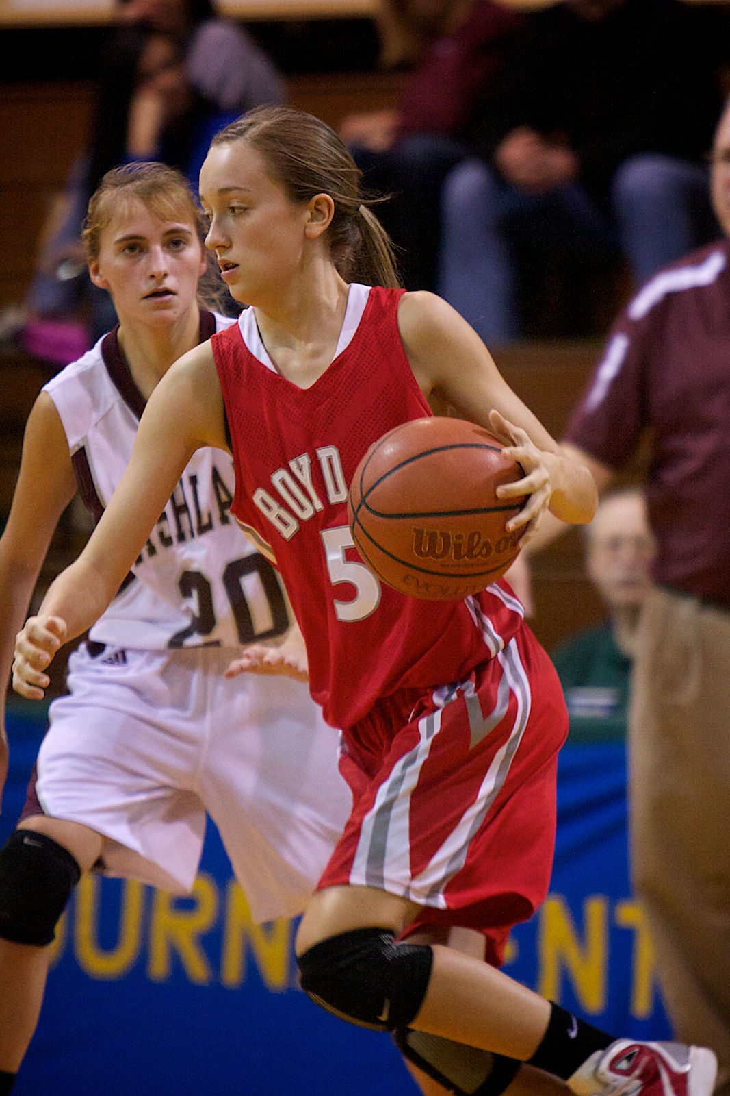 Ashland girls top Boyd County for third place