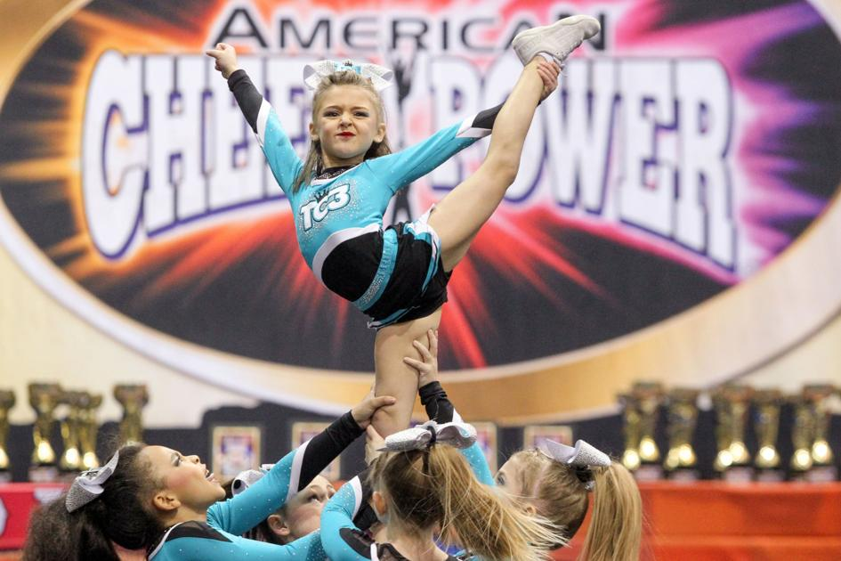 All-star cheerleading teams compete in Huntington