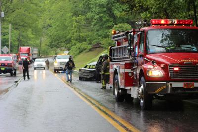Two die in crash at W Va  152 and German Ridge Road | News | herald