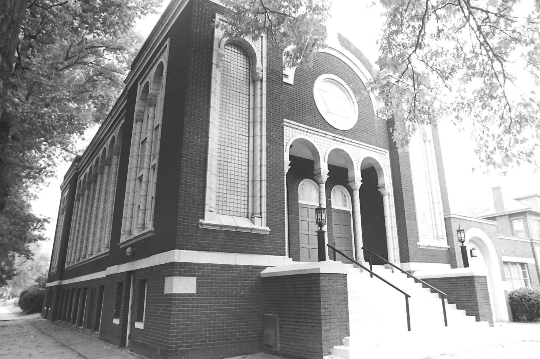 Lost Huntington: B'nai Israel synagogue
