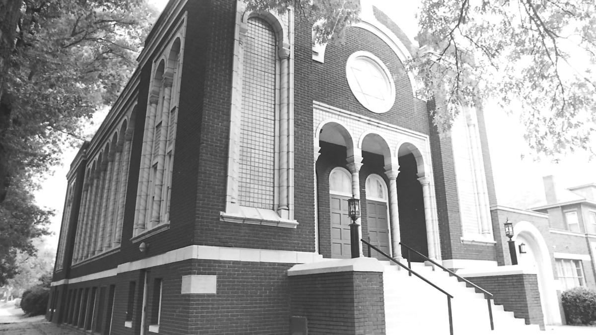 Lost Huntington: B'nai Israel synagogue
