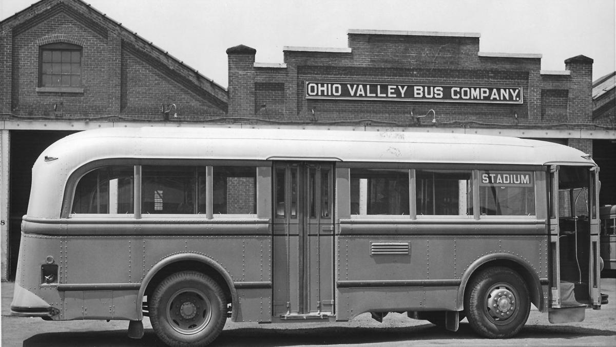 Lost Huntington: Ohio Valley Bus Co.
