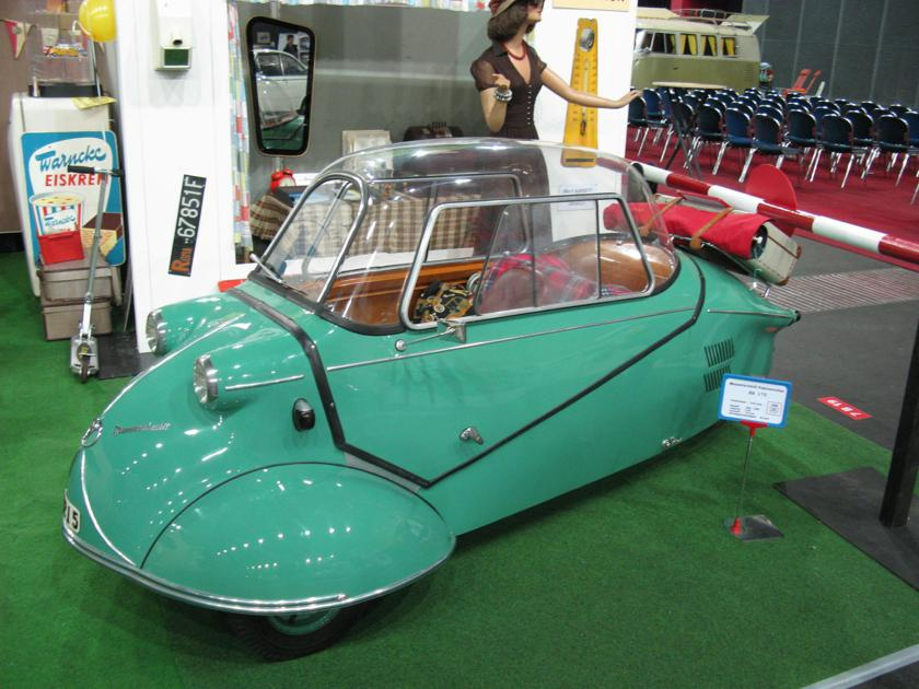 Jean McClelland: Packed with personality, microcars a rare, fun avenue for gearheads