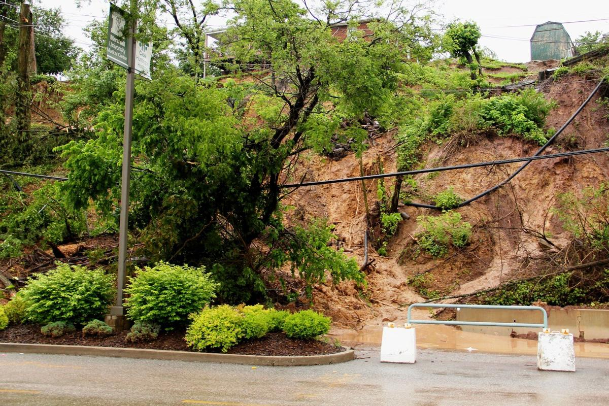 Gallery: Landslide in Huntington | Photos News | herald-dispatch.com