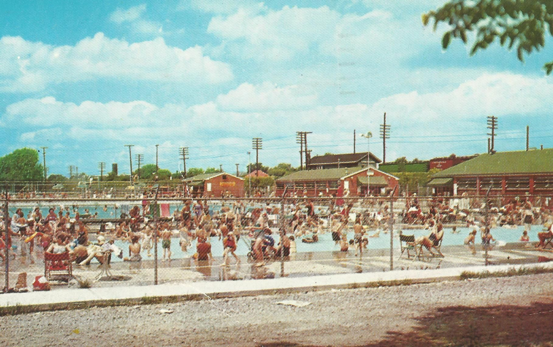 Lost Huntington: The Olympic Pool