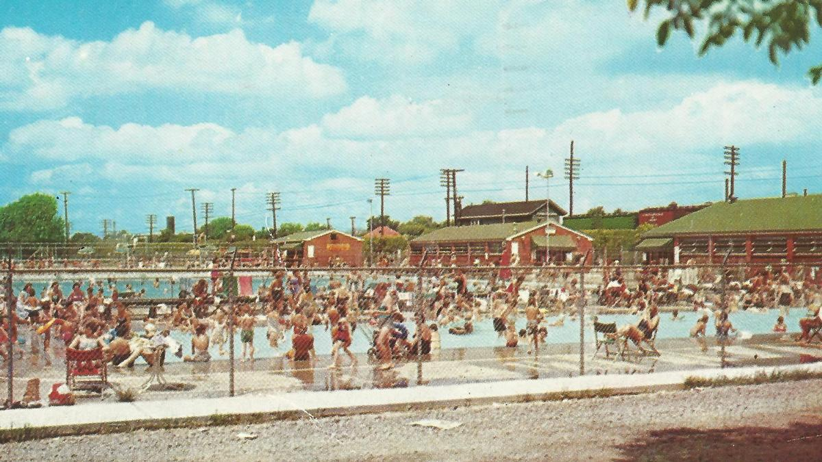 Lost Huntington: The Olympic Pool