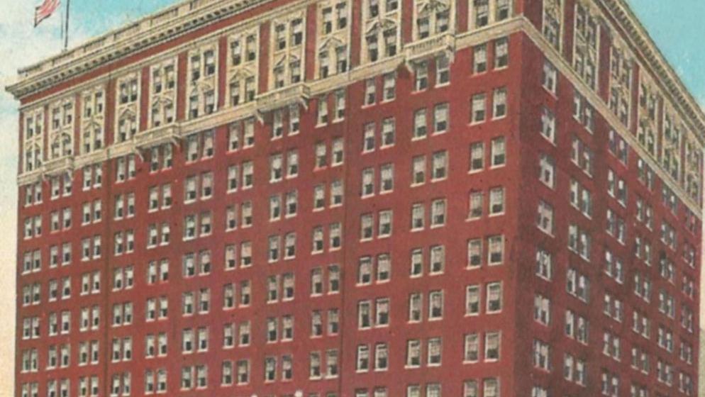 Lost Huntington: The Hotel Prichard