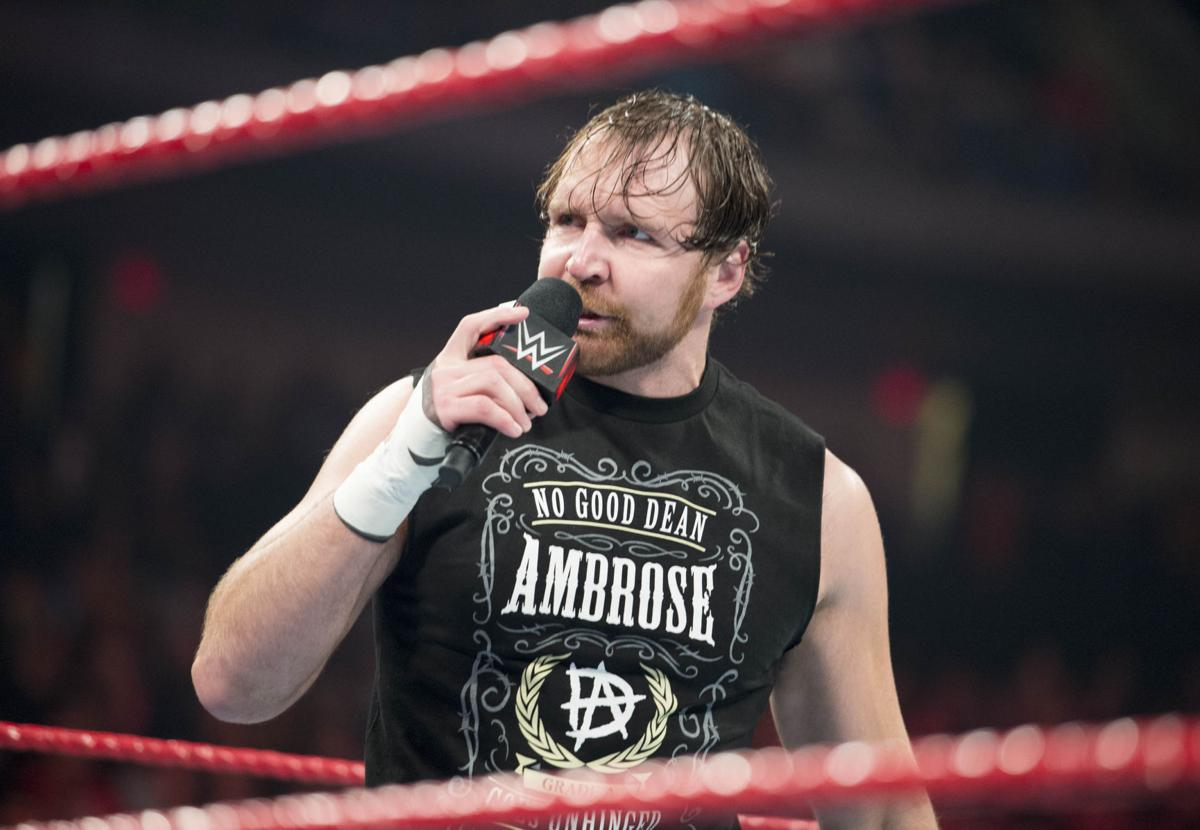 Wwe superstar dean ambroses unhinged persona talent make him in wwe superstar dean ambroses unhinged persona talent make him in ring force m4hsunfo