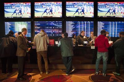 local sports betting huntington wv