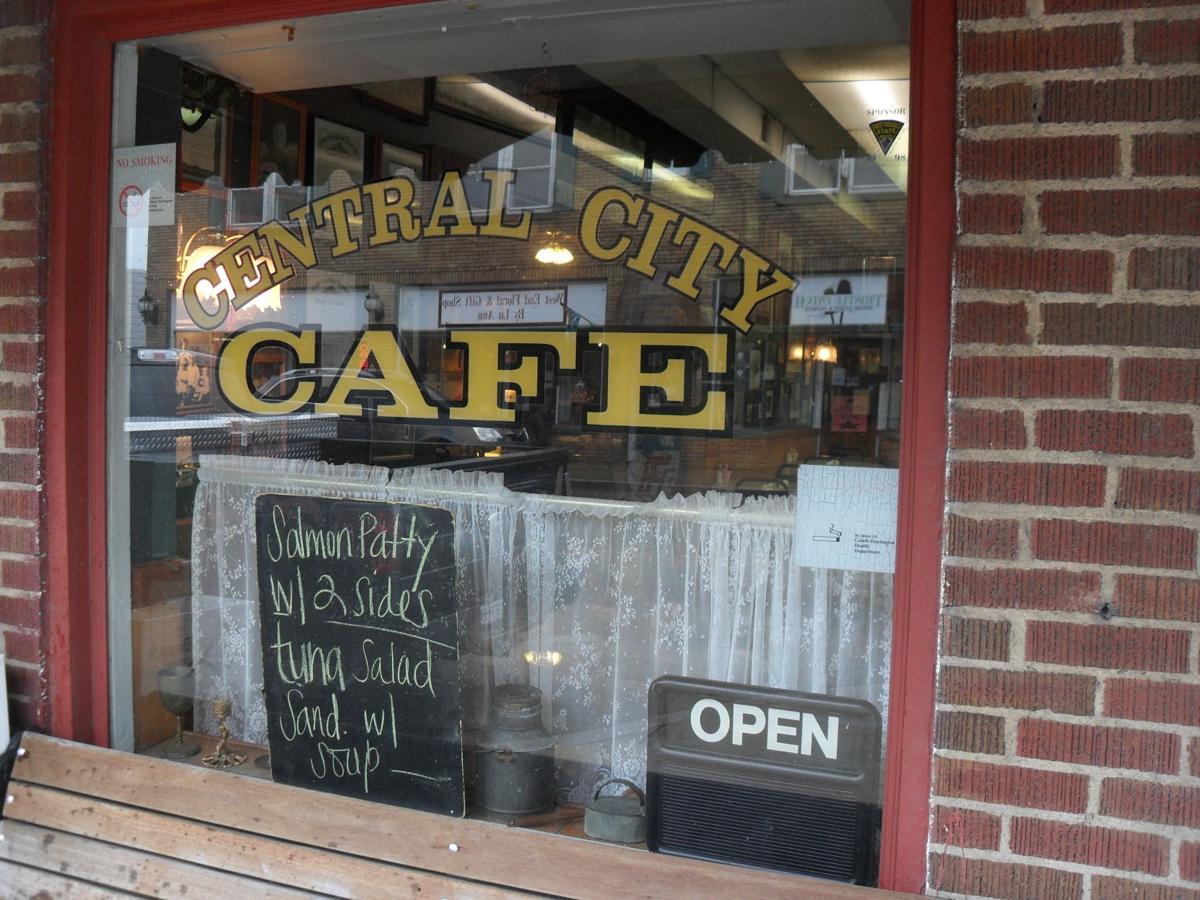 Central City Cafe In Huntington Wv