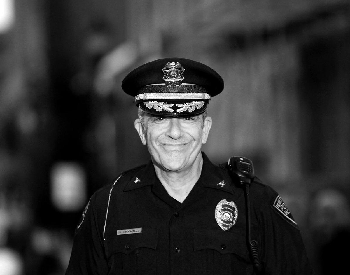Huntington Police chief Ciccarelli dies at age 60 | Recent