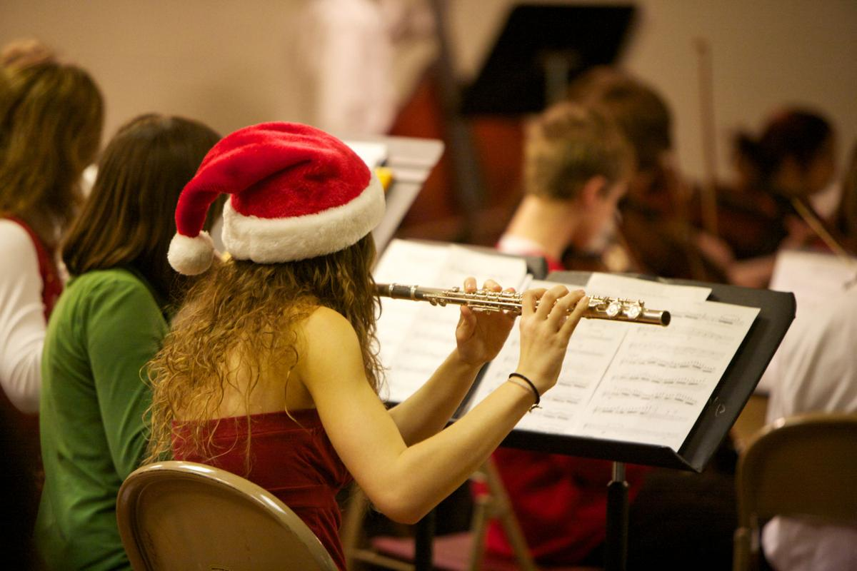 Gallery: Tri-State Youth Orchestra\'s Christmas Concert | Photos News ...