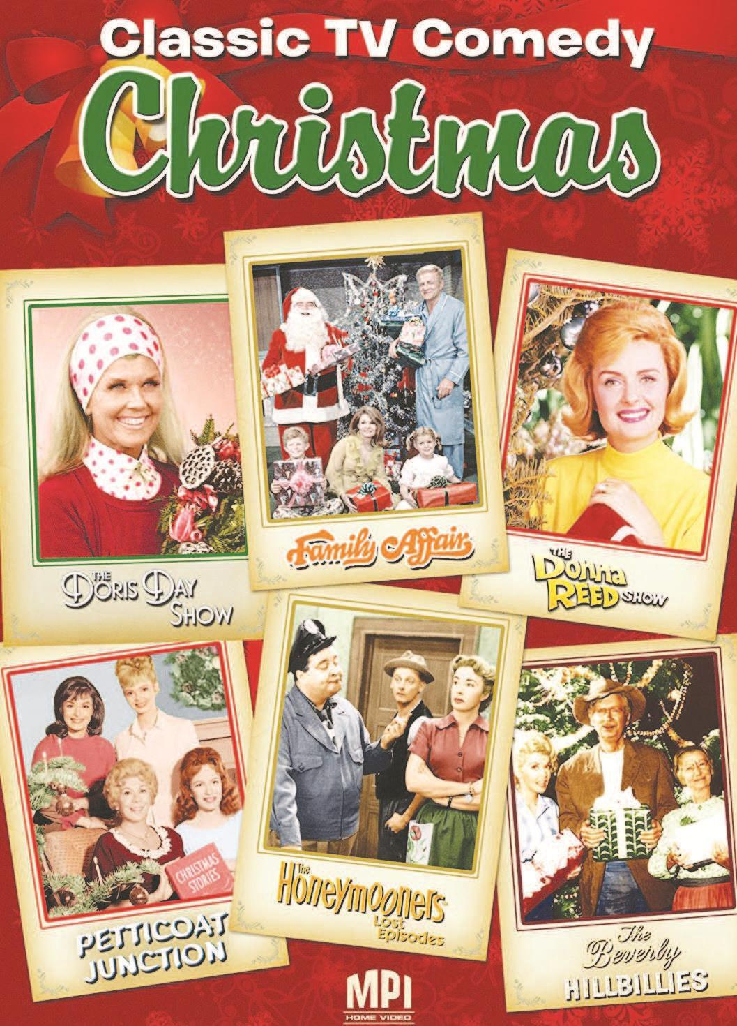 Classic sitcoms offer touching, funny Christmas moments