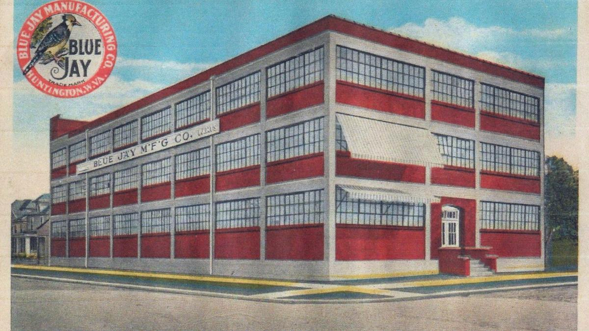 Lost Huntington: Blue Jay Manufacturing