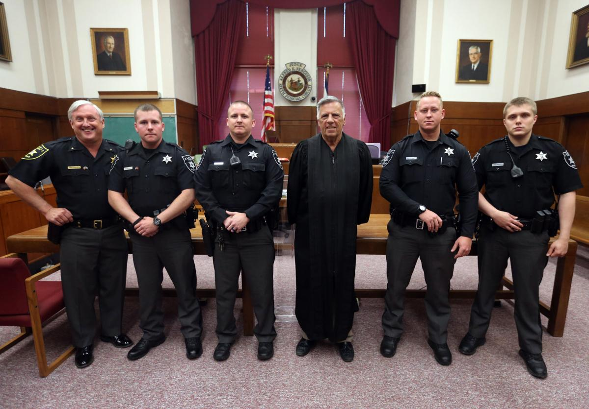 County Sheriffs Department Deputies | Asdela