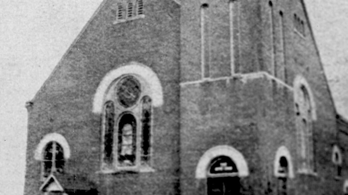 Lost Huntington: First Baptist Church