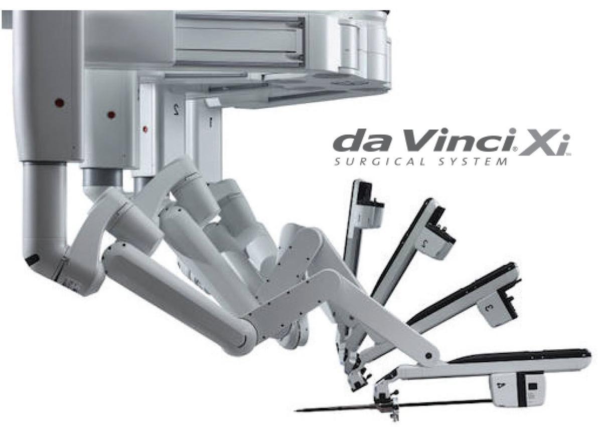 da Vinci Xi