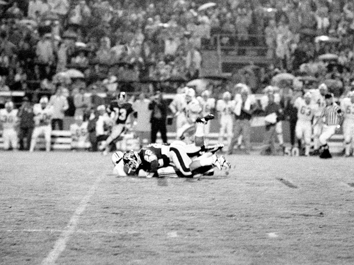 Gallery: Marshall vs. Morehead, Sept. 18, 1971