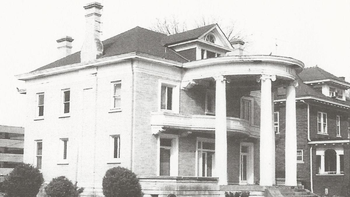 Lost Huntington: The Wilkinson Mansion