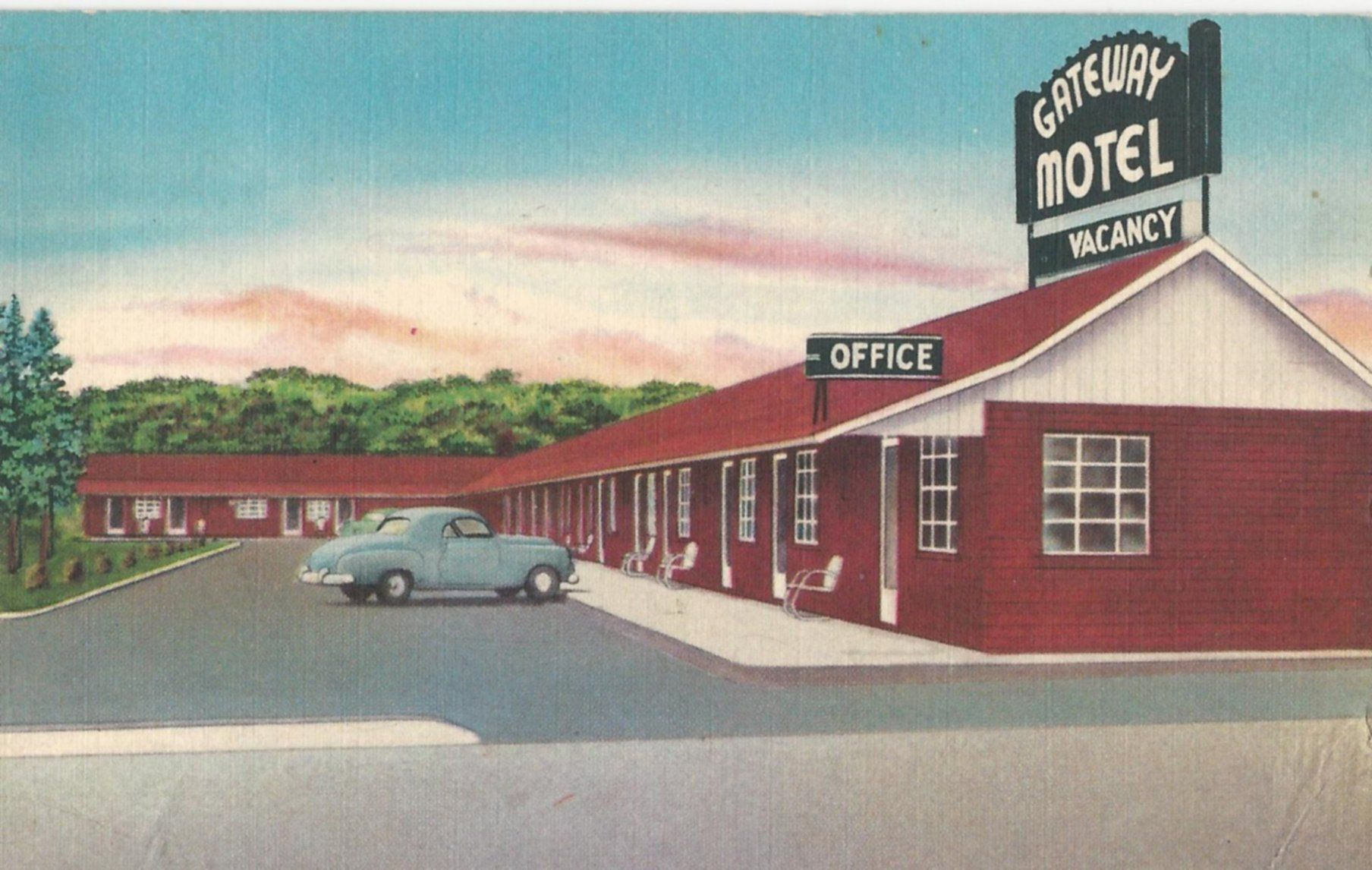 Lost Huntington: The Gateway Hotel