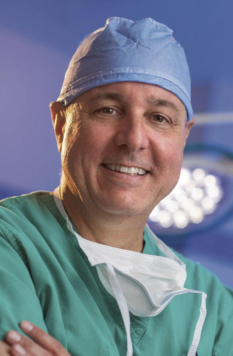 Anthony M. Alberico, MD, FACS