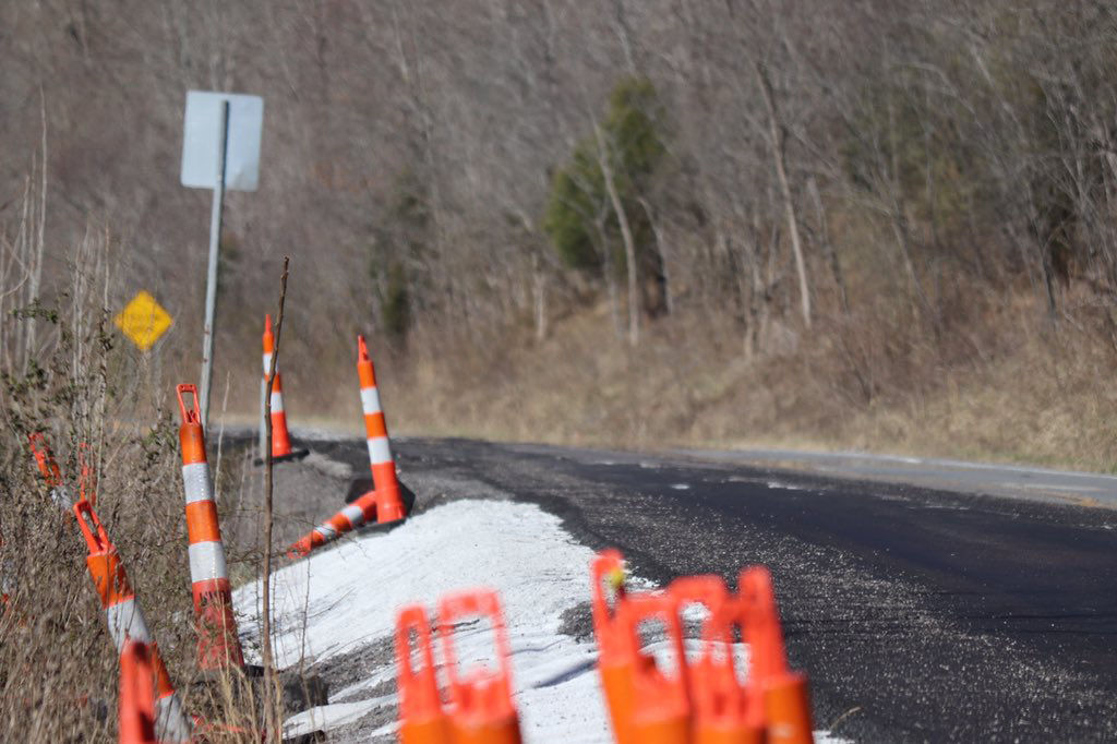 Safety concerns expressed over condition of US 52 in Wayne County