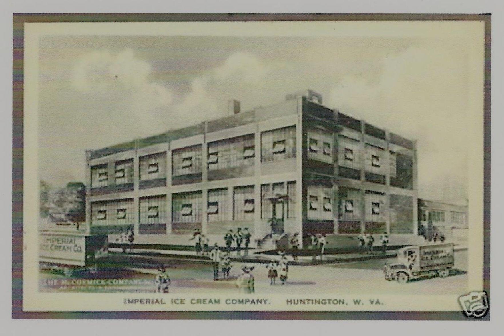 Lost Huntington: Imperial Ice Cream Co.