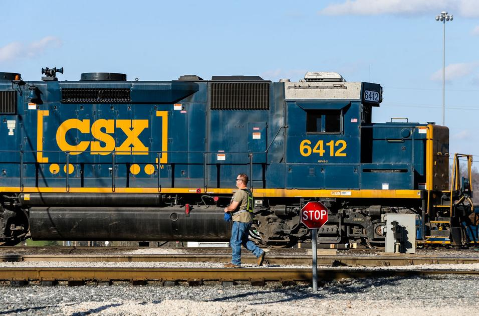 CSX cuts operations, 101 jobs in Russell, Ky.   News   herald-dispatch.com