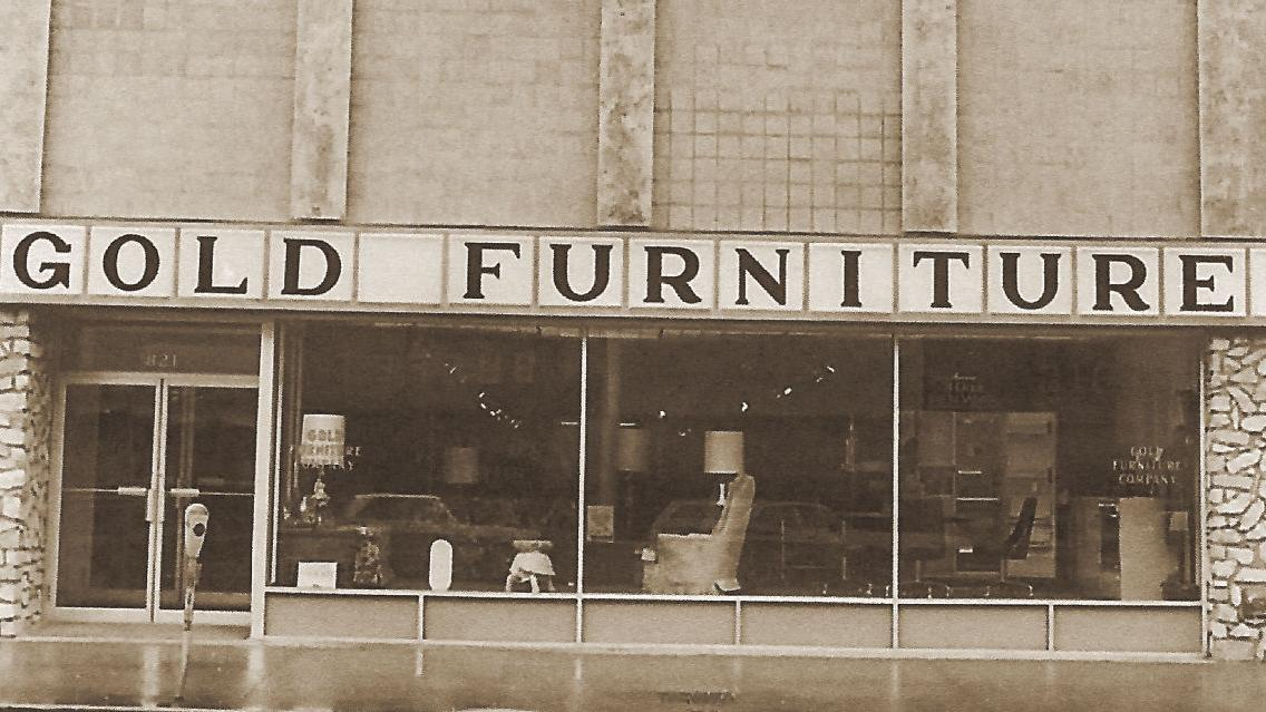 Lost Huntington: Gold Furniture Company