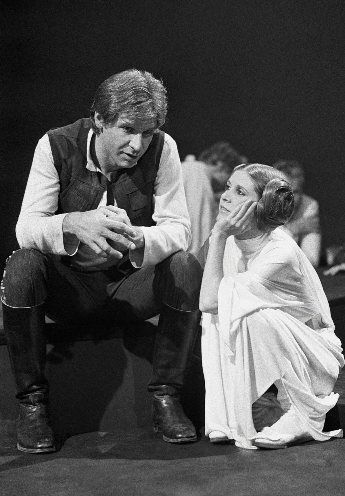 Obit Carrie Fisher