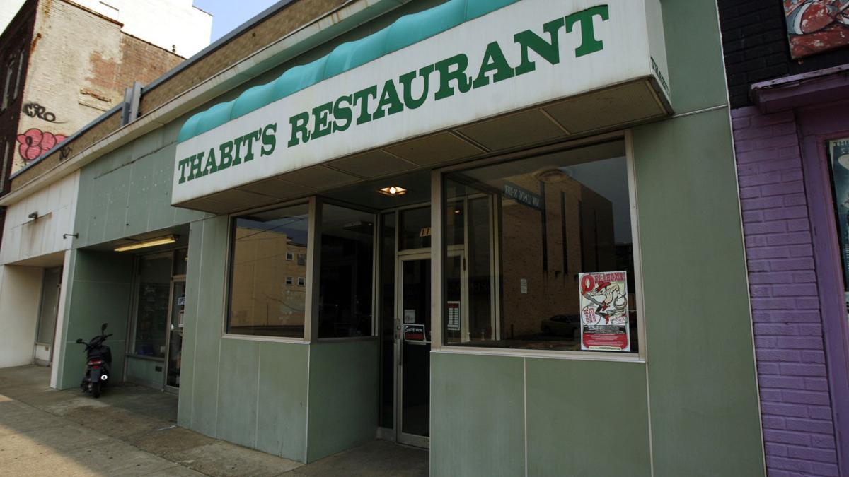 Lost Huntington: Thabit's Restaurant