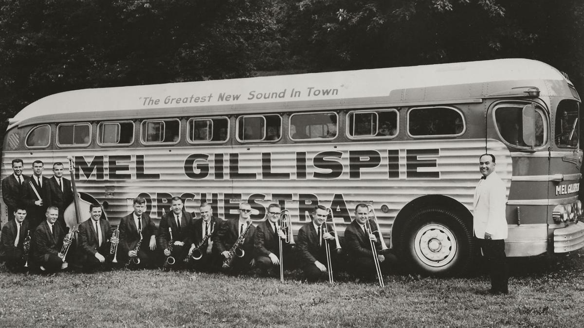 Lost Huntington: Mel Gillispie Orchestra