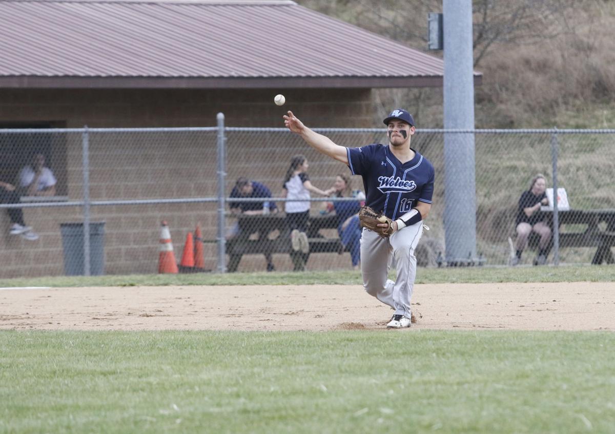 Photos: Huntington St. Joe vs. Spring Valley, baseball
