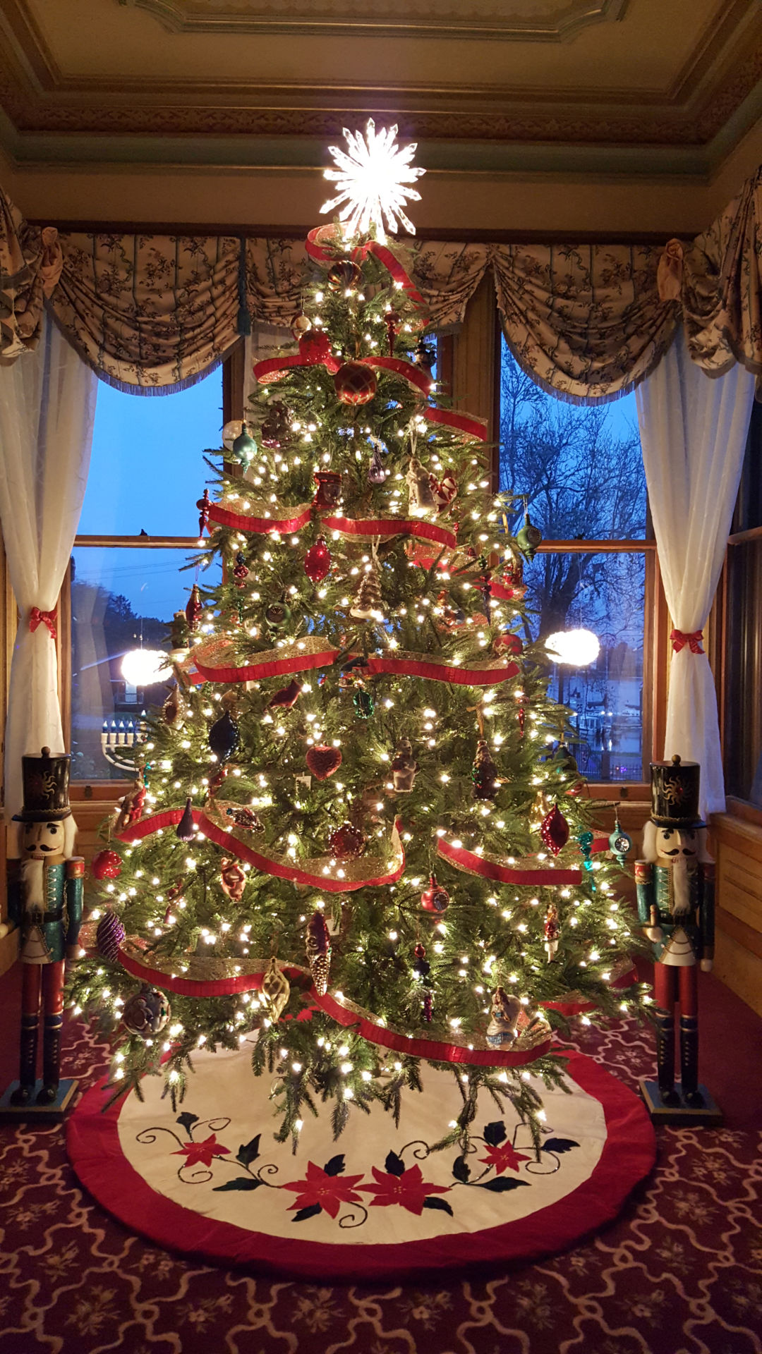 Photos: Entries in our Light It Up! Christmas Tree Photo Contest ...