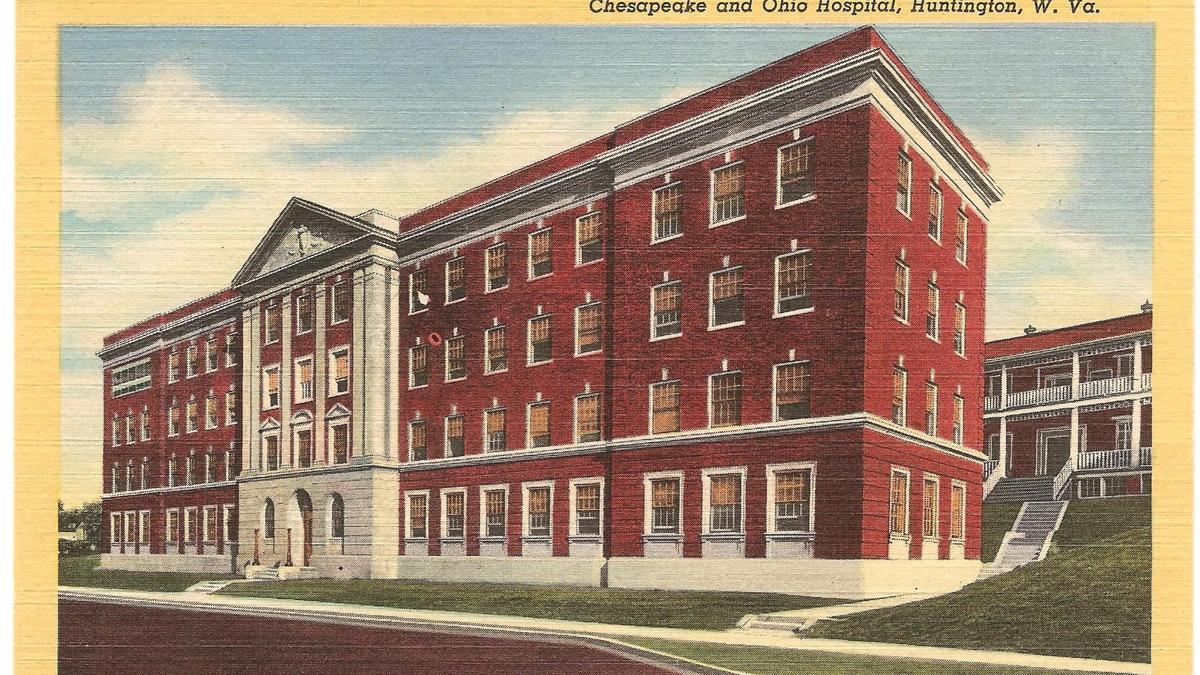 Lost Huntington: The C&O Hospital