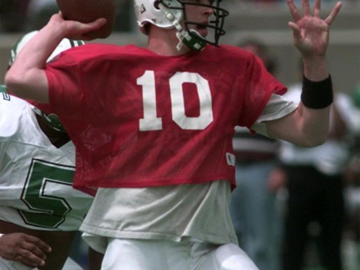 Gallery: Chad Pennington through the years