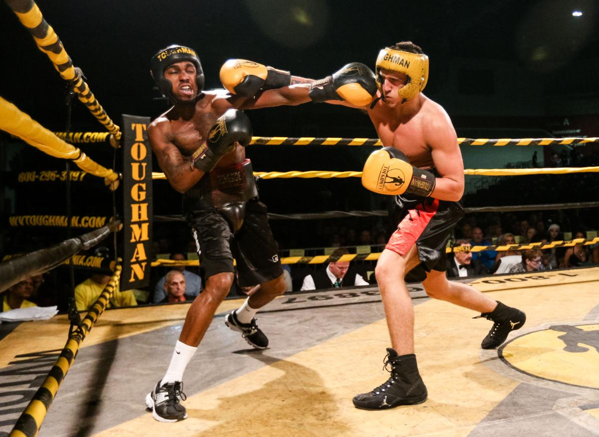 Annual Toughman Competition Set For Jan 6 7 Features