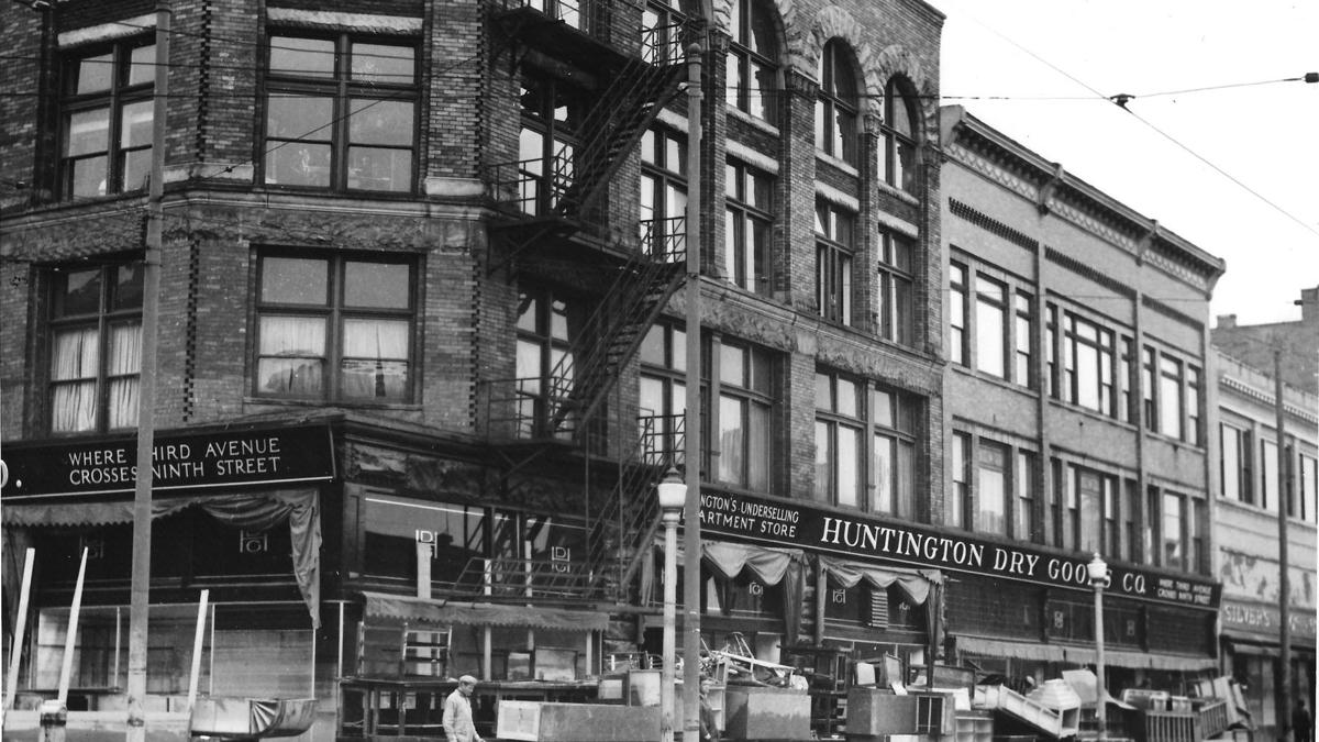 Lost Huntington: Huntington Dry Goods