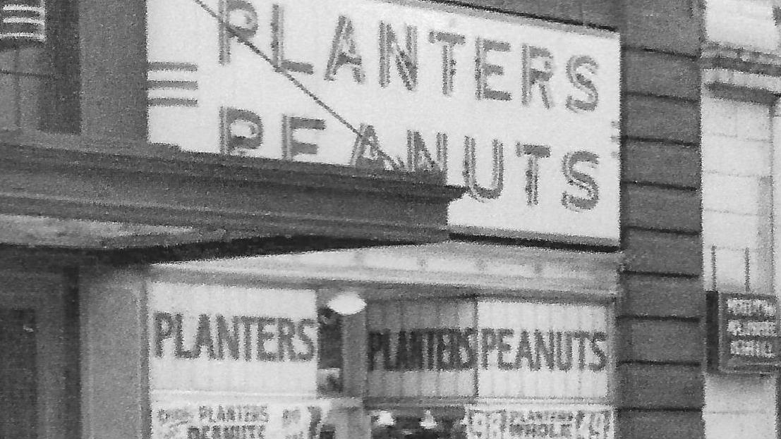 Lost Huntington: The Peanut Shoppe
