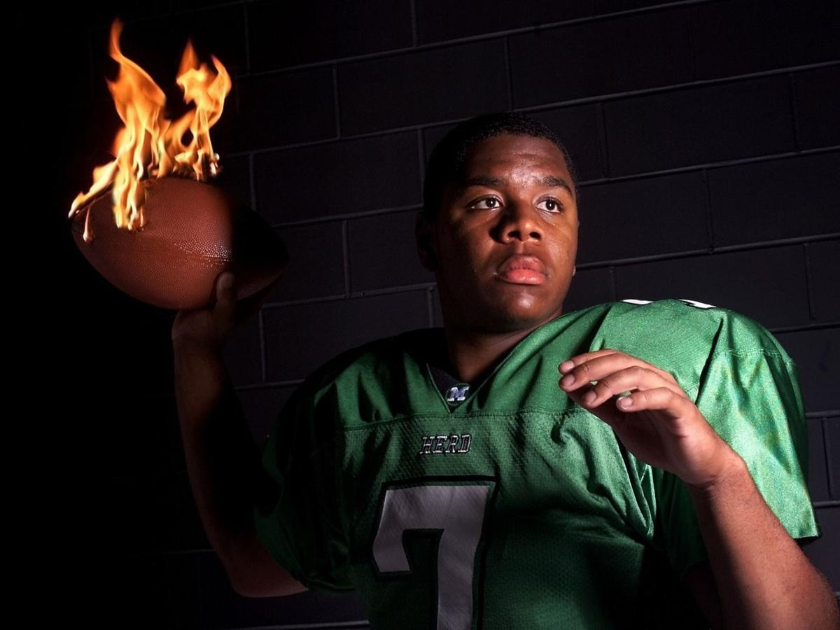 Gallery: Byron Leftwich through the years