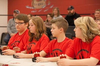 Wayne Middle School Team One wins Region 2 History Bowl
