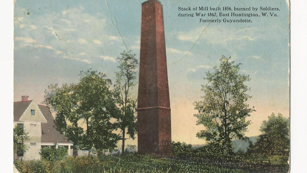 Lost Huntington: The Buffington Mill