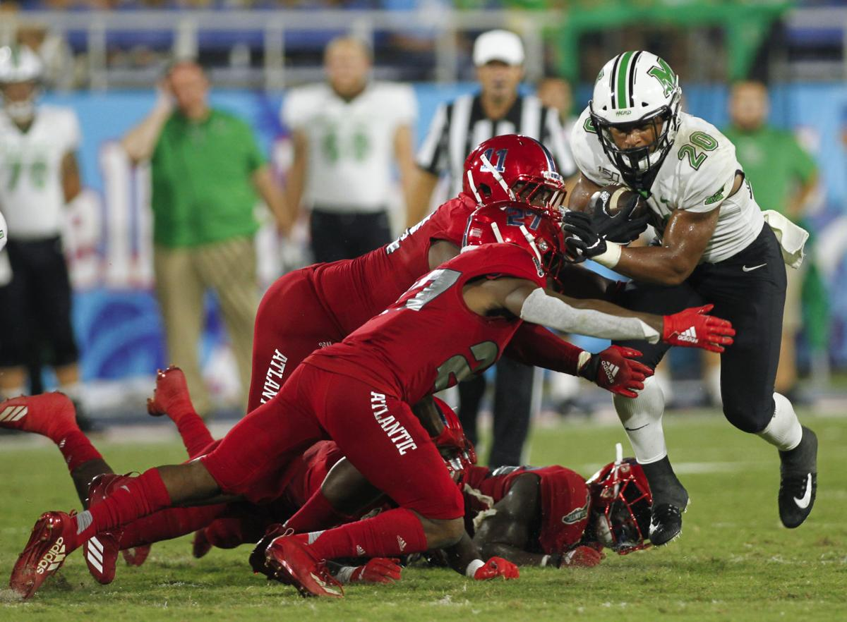Marshall University Football vs Florida Atlantic University
