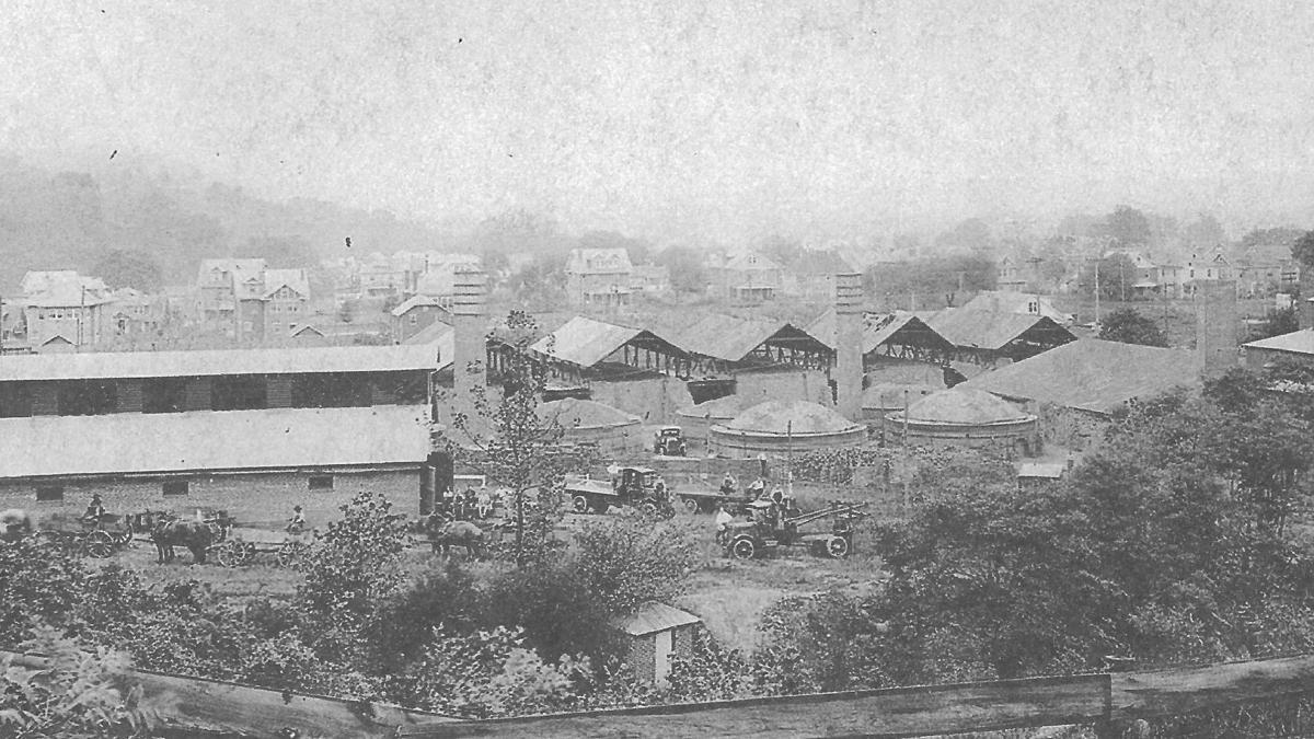 Lost Huntington: The Old Brickyard