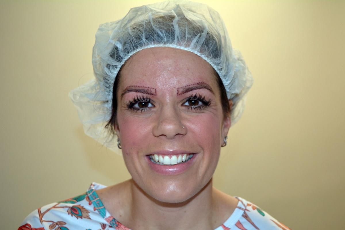 Semi Permanent Eyebrow Tattoos A Growing Trend Features