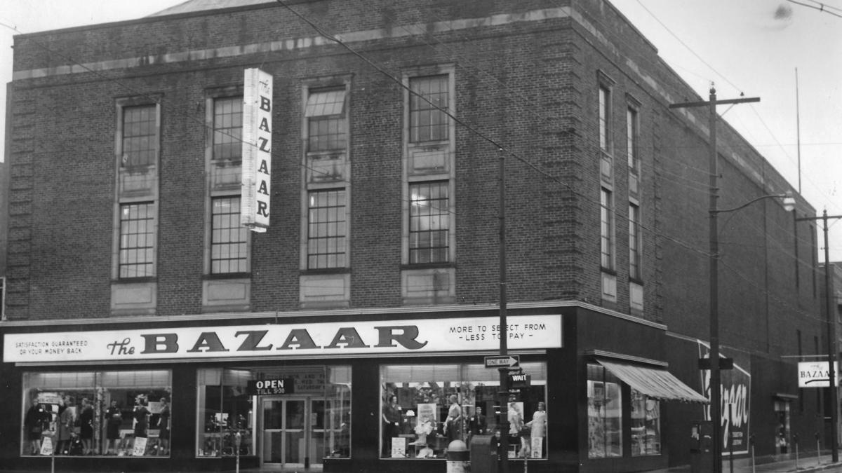 Lost Huntington: The Bazaar