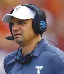 Troy's Neal Brown to lead WVU football