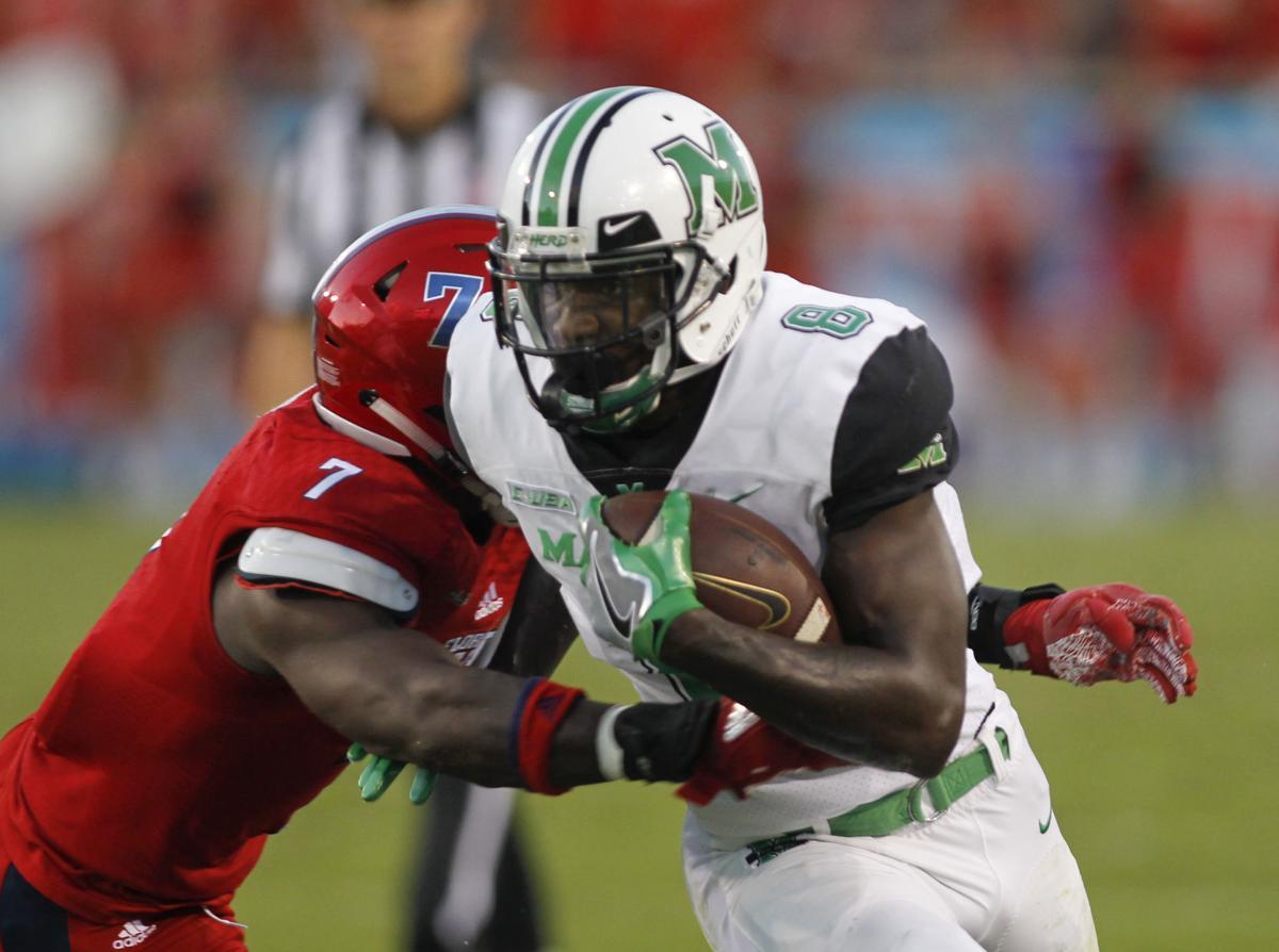 Photos Marshall Vs Florida Atlantic University Football Photo